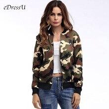 Damska kurtka do kamuflażu strój baseballowy kurtka jesienny Casual Fatigues moda militarna kurtka codzienna odzież wierzchnia YY-5348