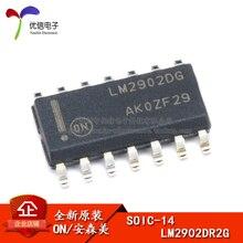Véritable patch dorigine LM2902DR2G amplificateur opérationnel à puce SOIC-14