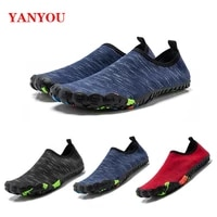2021 man shoes sneakers water shoes men barefoot outdoor beach sandals upstream aqua shoes quick dry diving swimming shoes