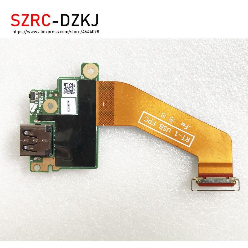 Neue Original für Lenovo ThinkPad X1 Yoga 4th Gen USB Wifi Port Wireless Switch Board 00HW568 SC50Q09467