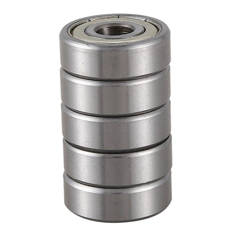 5pcs 628Z 8x24x8mm miniature ball bearings 8 * 24 * 8mm 628z