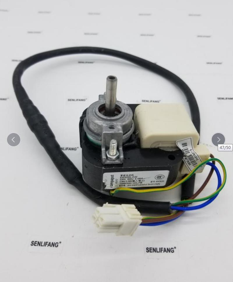 Envío Gratis Original para Motor de refrigerador sombreado Polo motor EM3020L-C22