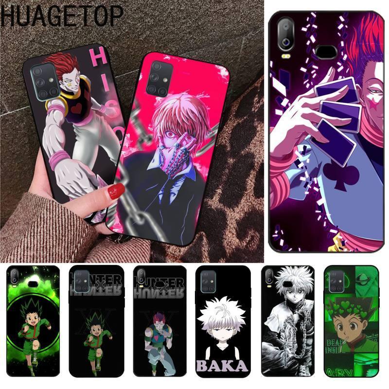 Hunter X Hunter HXH Bling симпатичный чехол для телефона Samsung Galaxy A21S A01 A11 A31 A81 A10 A20 A30 A40 A50 A70 A80 A71 A51