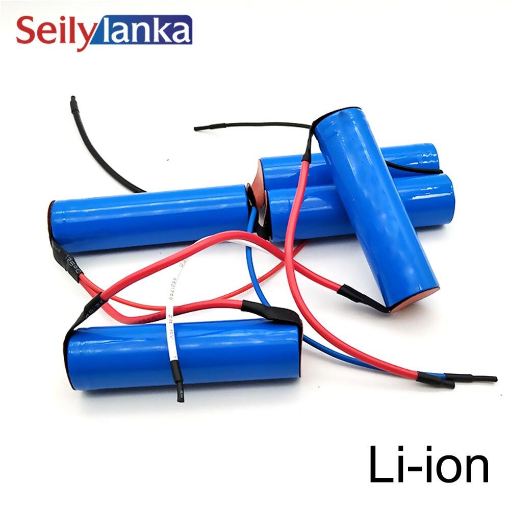3000mAh para Electrolux 18V Li-ion paquete de baterías ZB2941 ZB2904X ZB2942 ZB2943 tipo NV144NIBRC Aspiradora