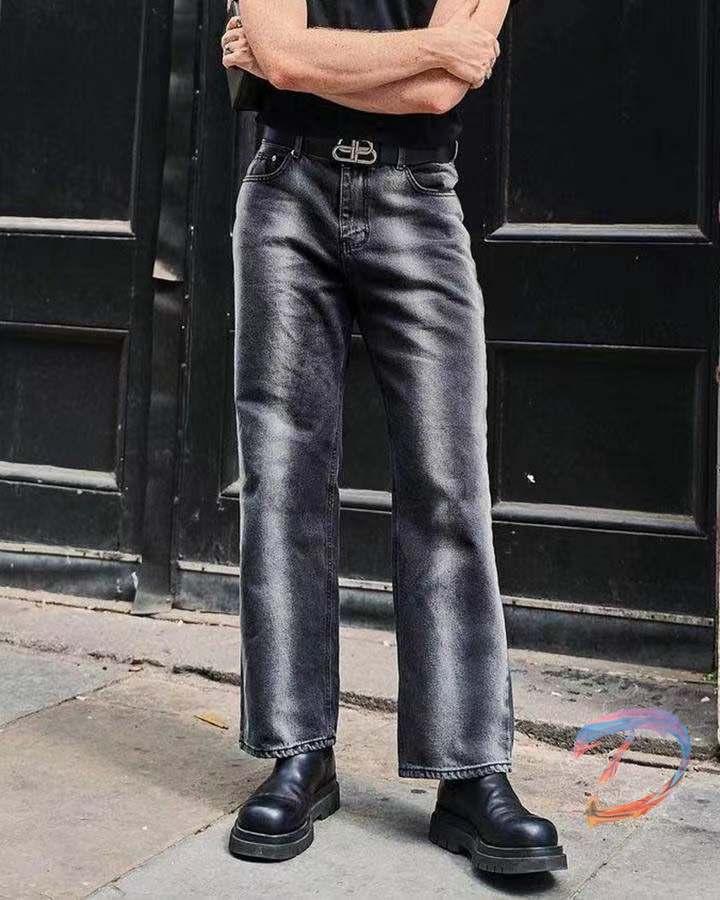2021 Adisputent Men's Sweatpants Sexy Men Jeans Pants Casual Summer Autumn Male Ripped Skinny Trousers Slim Biker Outwears Pants