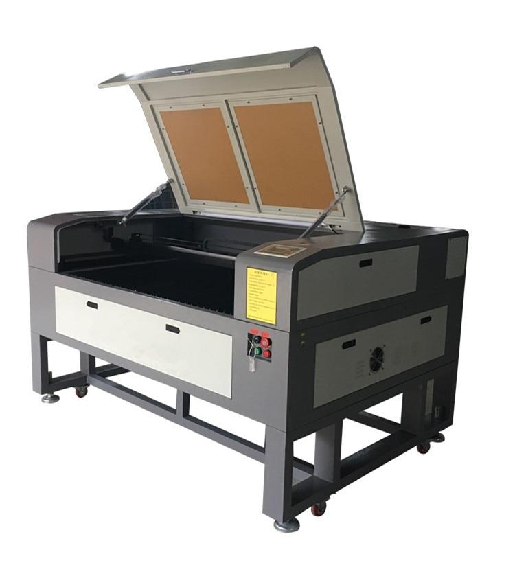 Cortadora láser ZD1390 de 5MM Mdf de 100W, 130x90CM, cortadora láser de gran tamaño CO2 para madera contrachapada de MDF con alta precisión