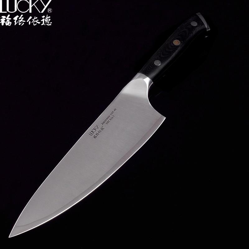 المهنية الشيف جيوتو سكين للمطبخ عالية الكربون اليابانية HAP40 الصلب فائقة حادة قاطع لحوم تقطيع سكين 29