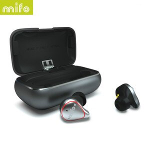 Mifo O5 Bluetooth 5.0 TWS HiFi  Earphone bluetooth наушники блютуз  IPX7  Earbuds fone de ouvido bluetooth
