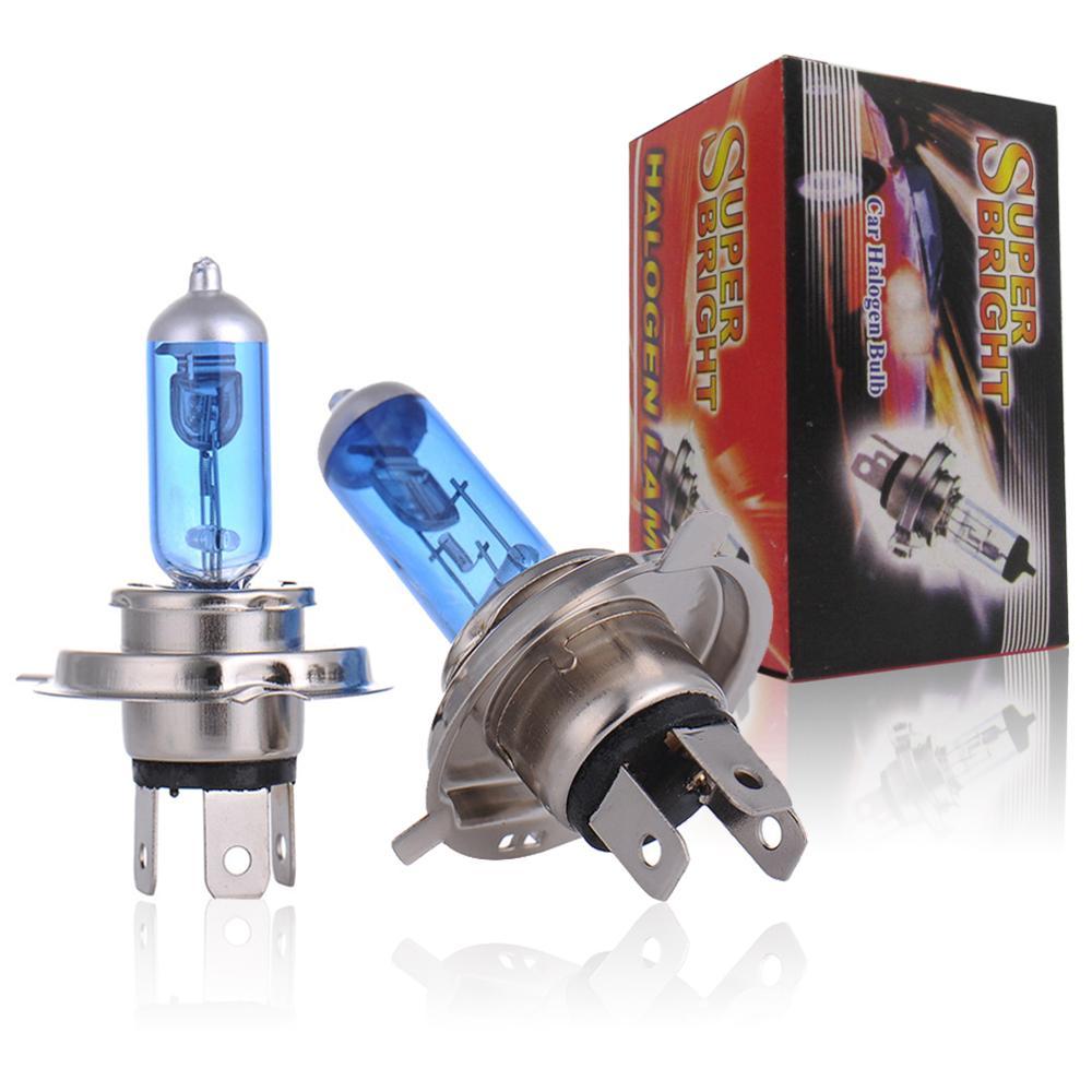 TXVSO8 автомобильные галогеновые лампы 6000K высококачественные автомобильные фары 12 В галогенные лампы 110 Вт H1 H3 H4 H7 H11 9005 9006 противотуманные фар...