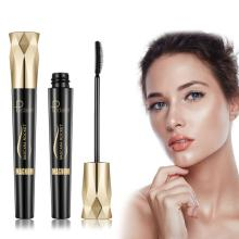 Pudaier 4d Fiber Mascara Black Curling Lengthening Eyelash Extension Smudge-proof Mascara Long Lasti