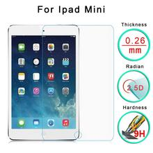 For IPad Mini 1 2 3 Thin 9H Premium Tempered Glass Screen Protector Film Durable Tablet Screen Prote