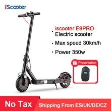36V 8.5 pouces 7500mah 30 KM/h Mi Scooter électrique pliable Smart électrique coup de pied Scooters Proable Patinete Hoverboard pour adulte