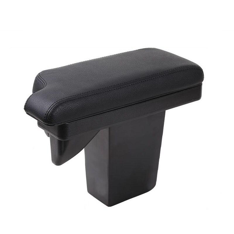 Caixa de apoio de braço do carro especial para peugeot 2008 caixa de apoio de braço feito sob encomenda auto almofada de apoio de braço central interface usb suporte de copo