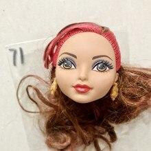 1 nouveau jouet! Haute qualité mode fille poupées tête poupées à monter soi-même collection jouets cadeaux