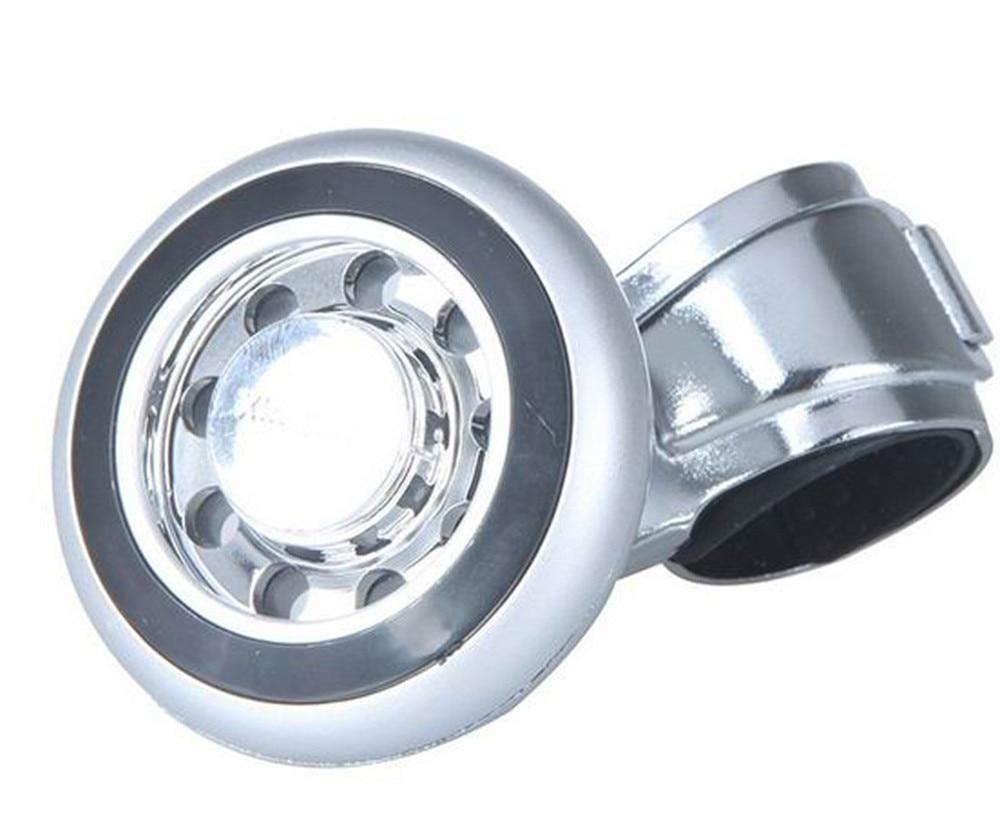 Universal Car Steering Wheel Knob Ball (4 Colors ) , Hand Control Power Ball , Handle Grip Spinner