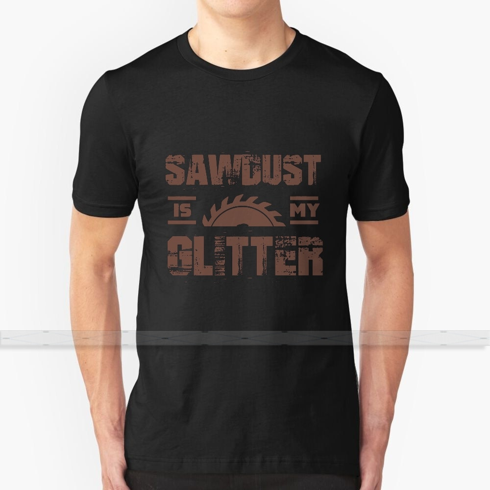 Motosierra Lumberjack para hombres mujeres camiseta Tops verano algodón camisetas tamaño grande 5xl 6xl lemberjack madera bosque motosierra hacha