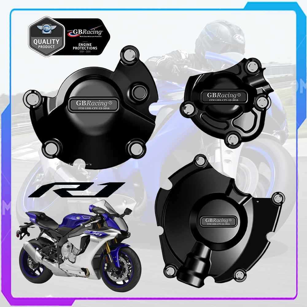Motorcycles Engine cover Protection case for case GB Racing For R1&R1M 2015 2016 2017 2018 2019 2020 Accessories Engine Parts