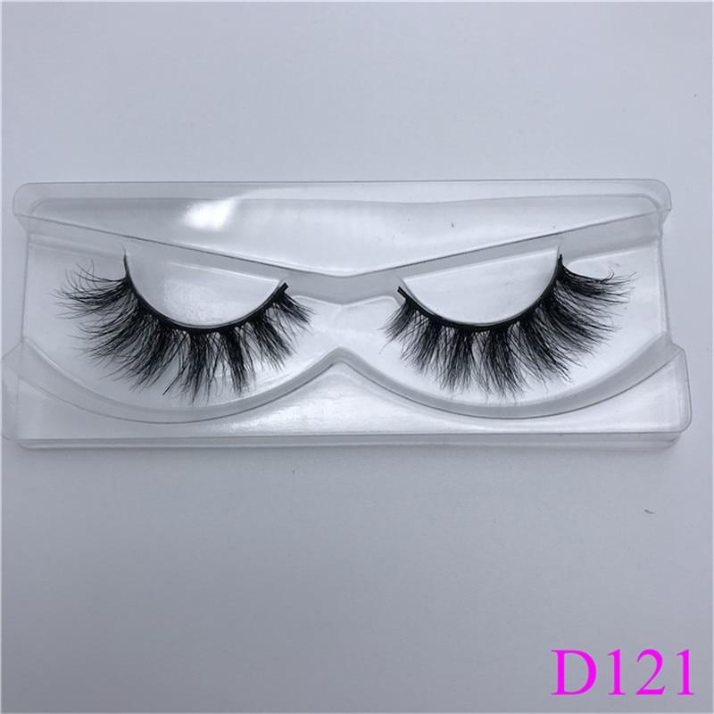 China supplier All Kinds of mink wholesale false individual eyelashes 3d mink lashes