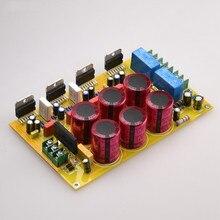 Assembler TDA7293 panneau damplificateur de puissance subwoofer 2.1 canal 80W * 2 + 150W avec carte audio damplificateur de protection nouveau