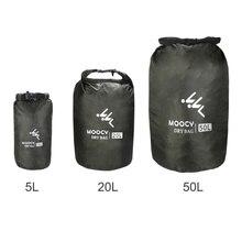 5L/20L/50L sac sec étanche sac à roulettes kayak Rafting canotage natation sac de rangement organisateur sec