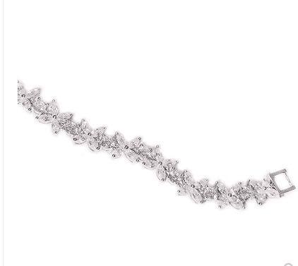 SB55B15 925 فضة سوار للنساء مجوهرات نسائية مجوهرات هدية