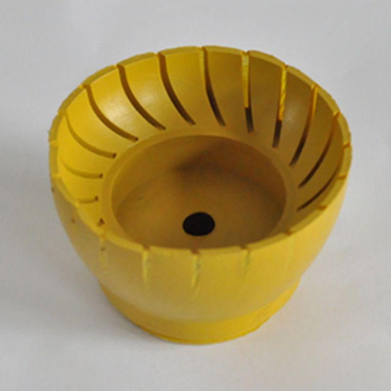 Cabezal de corte por chorro de agua 711621-1 protector de pulverización por chorro de agua R9JC