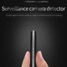 Wielofunkcyjna kamera detektora GSM Audio Bug Finder sygnał GPS obiektyw RF Tracker wykrywa produkty bezprzewodowe 1MHz-6.5GHz r60
