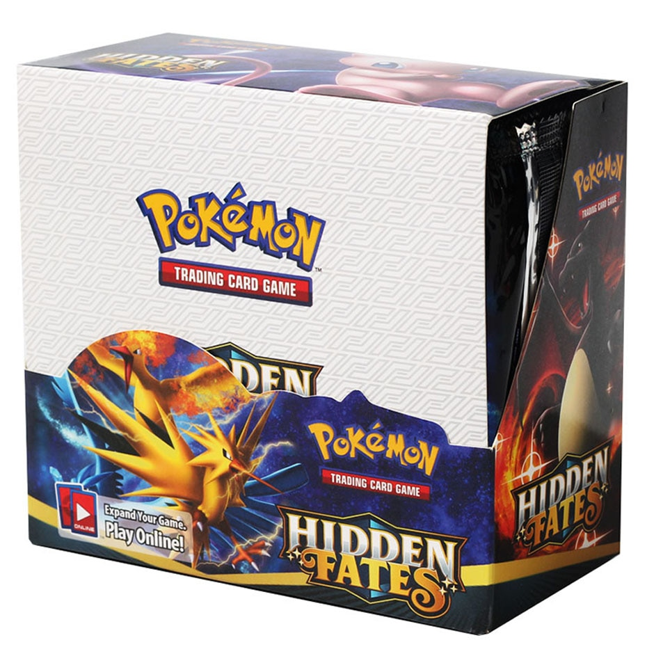 324 360Cards Pokemon TCG: Sun & Moon Unbroken Bonds 36-Pack Booster Box Trading Card Game Kids Colle