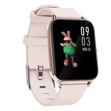 KESHUYOU G16 + 2021 Smart Watch Women Temperature Full Touch Screen Clock Ladies Men Fitness Watch for xiaomi apple Phone Gift