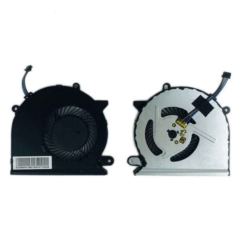 Ventilador de refrigeración de CPU genuino para HP Pavilion 15-CD 15-CD040WM 15-CD073TX 15-CD075TX TPN-Q193 refrigerador de ordenador portátil de NFB75A05H-005 926845-001