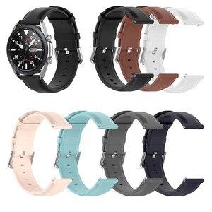 22 мм ремешок для часов Huami amazfit GTR 47 мм сменный Браслет для Samsung Galaxy Watch Active/Active2 Smart Watch