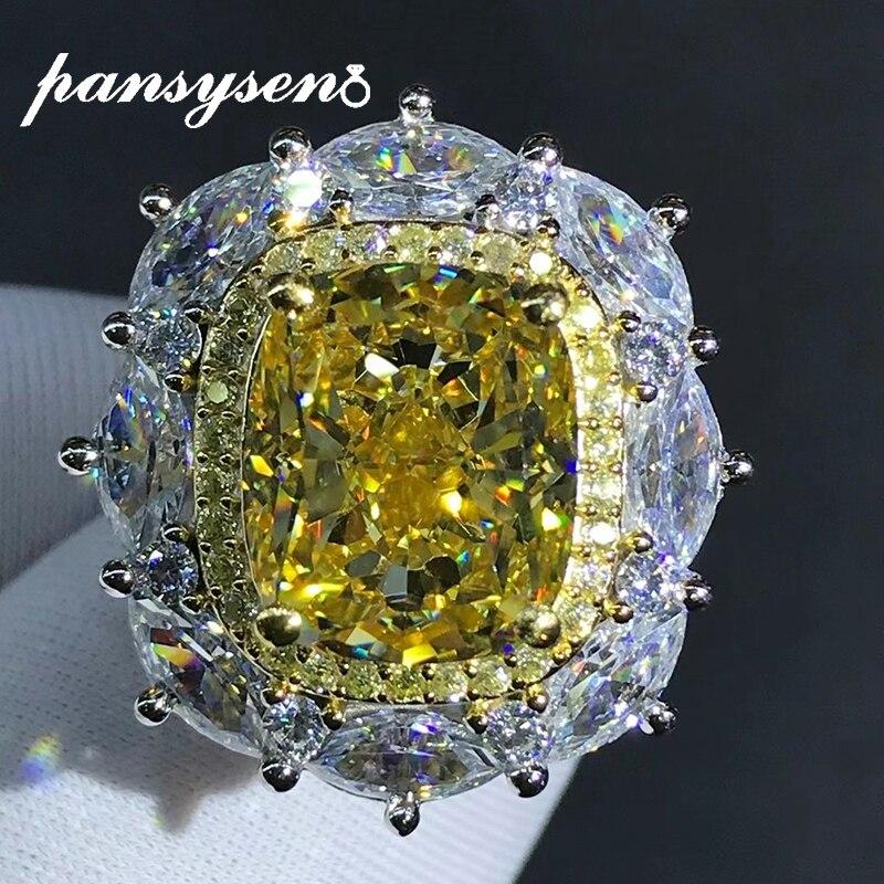 pansysen-высшее-качество-100-Стерлинговое-Серебро-925-пробы-6-карат-3ex-рейдианская-огранка-высокоуглеродистые-бриллиантовые-свадебные-кольца