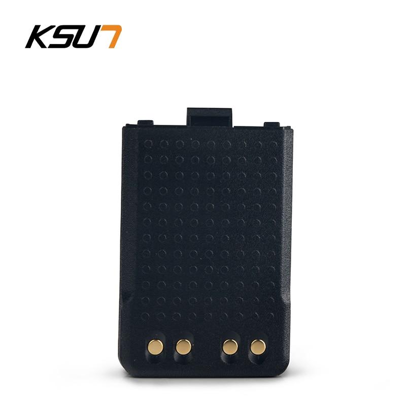 KSUN X-UV98D Walkie Talkie Original Battery 6000mAh 7.4V Walkie-talkie Accessories Battery