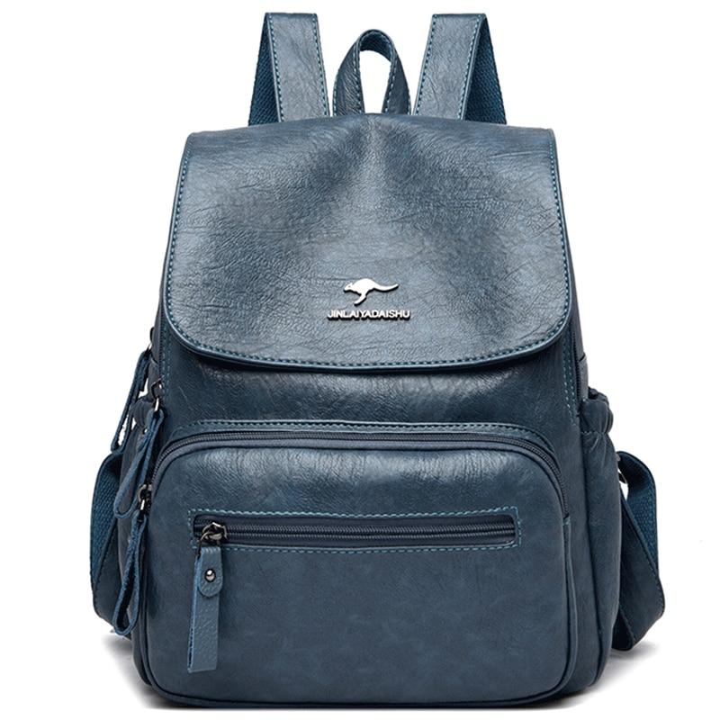 Новинка, школьные рюкзаки для девочек, женские рюкзаки, женские повседневные дорожные рюкзаки, женский кожаный рюкзак