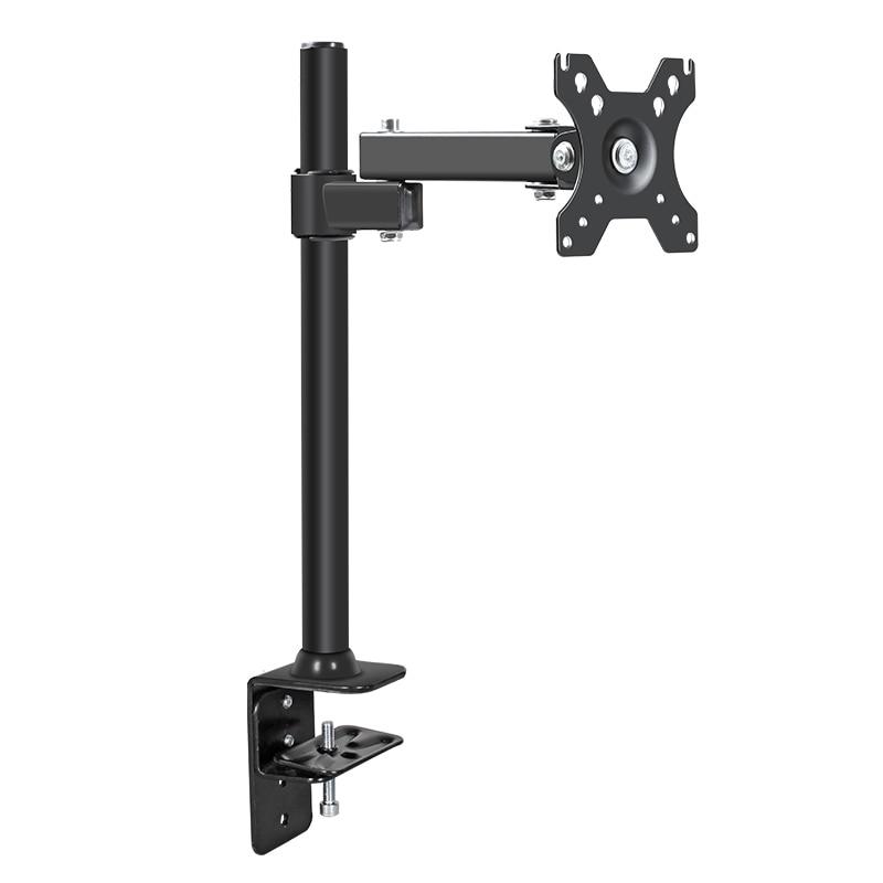 هيلبورت قابل للتعديل بالكامل واحد الذراع LCD شاشة LED حامل مكتب جبل قوس ل 14