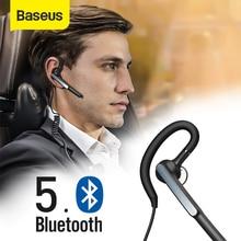 Baseus A10 Bluetooth Headset Aptx Draadloze Bluetooth Oortelefoon Ai Smart Handsfree Business Headset Met Hd Mic IP55 Waterdicht