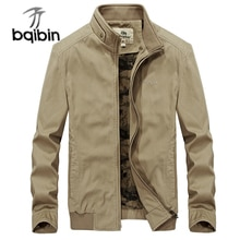 Spring Autumn Military Jacket Men Brand Cotton Outwear High Quality Army Coats Male Windbreaker Mens