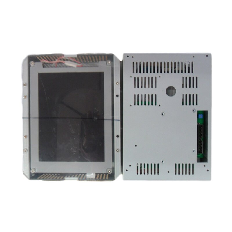 M163AL1A-0 3DS-LCV-C07-163A تيكميشن I7 نظام التحكم LCD Screen Display Monitor ل هايتي حقن صب آلة
