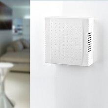 1 Pcs 220V Office Hotel Door Bell Panel Wired Doorbell Din Don Hardware Doors Bells Doorbells 108x10