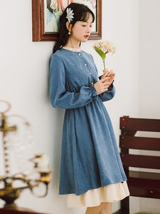 Dress 2021 New Early Spring Women's French Dress
