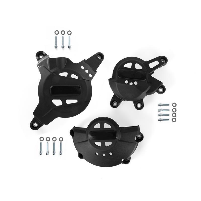 غطاء حماية المحرك للدراجات النارية ، لهوندا CBR600 ، CBR600R ، CBR600RR ، 2007-2016