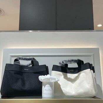 New ladies golf bag Korean fashion trend shopping bag Ladies cordura bag Large capacity storage golf bag Ladies canvas bag
