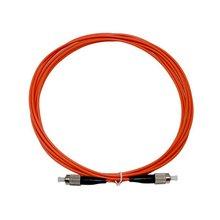 FC-FC câble à fibres optiques à noyau unique Multimode de 3 mètres