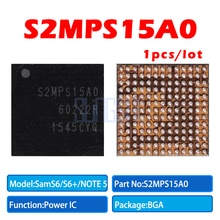 1pcs/lot 100% Original S2MPS15A0 S2MPS15AO For SAMSUNG S6 G9200 G9250 big large main power IC