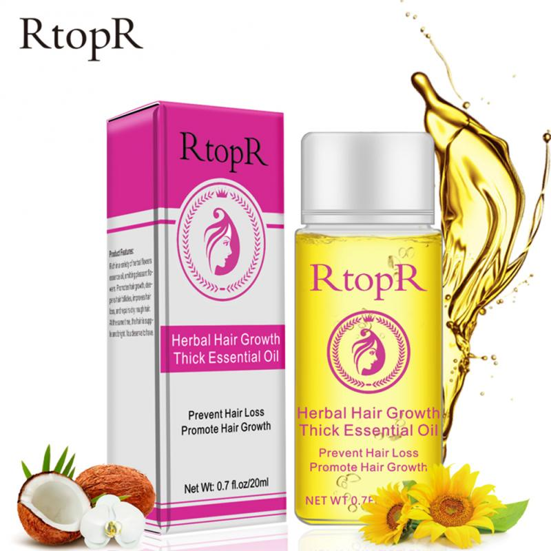 Serie de productos para la pérdida de cabello, aceite de esencia gruesa...