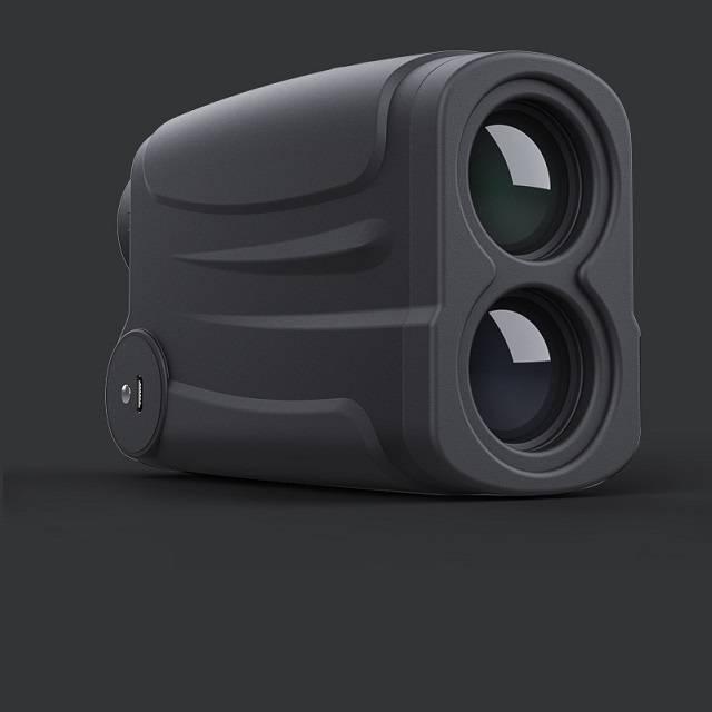 Real Time Speed Distance Measurer 1000m Mini Laser Range Finder Mounted For Outdoor Hunting Shooting Rangefinder enlarge