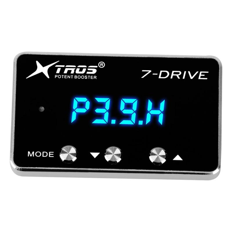 Para Mitsubishi STRADA 2015 + XTROS GT-7 DRIVE potente pedal de refuerzo control de acelerador