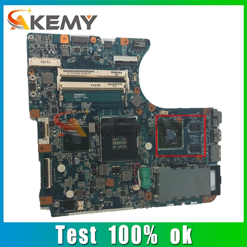 AKEMY لسوني VPCEC PCG-9111L اللوحة المحمول MBX-225 1P-0106J02-8011 A1794342A A1771579A A1794341