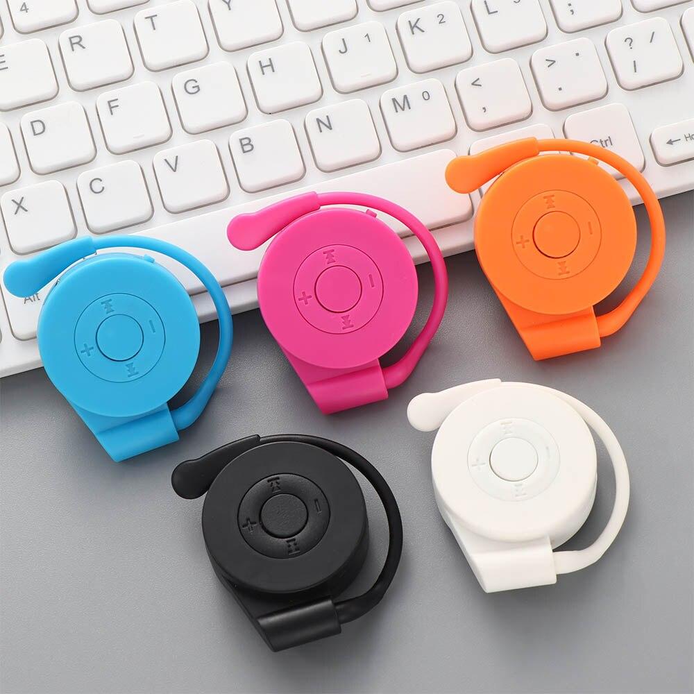 Fashion Ear Hook Sport Running Portable USB Digital MP3 Music Player Support 32GB Micro SD TF Card H