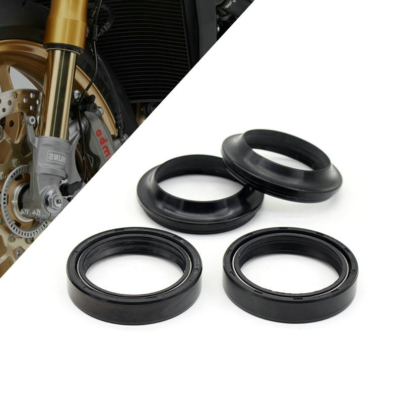 Motorcycle Front Fork Oil Seal & Dust Seal For BMW R850C R850GS R850R R850RT R850RTABS R900RT R1100GS R1100R R1100RS R1100RT
